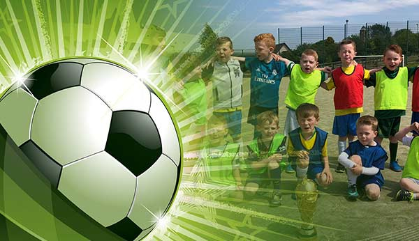 Football clubs for kids