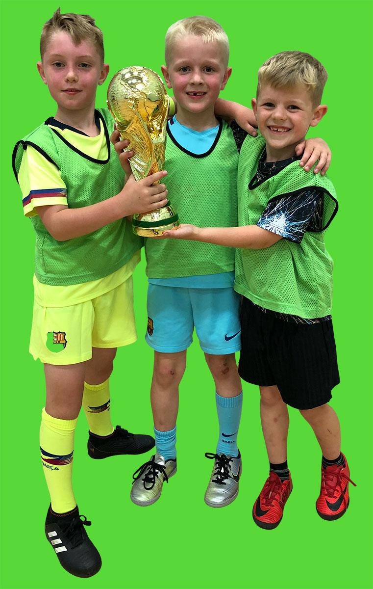 why choose soccer stars academy