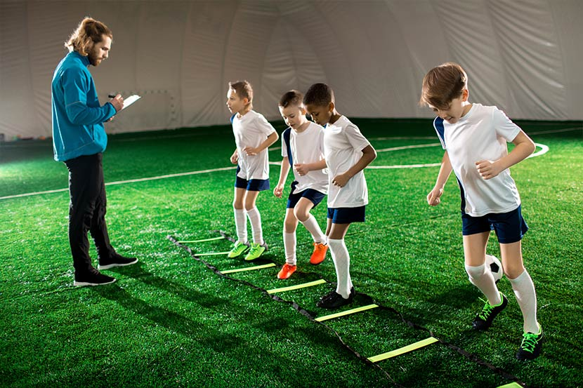 Soccer Stars Tek Level
